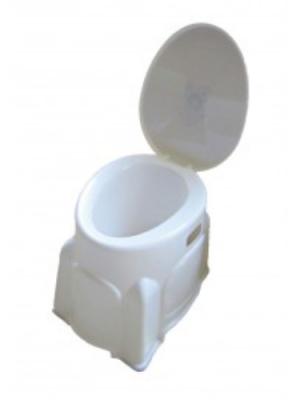 توالت فرنگی پلاستیکی دوربسته